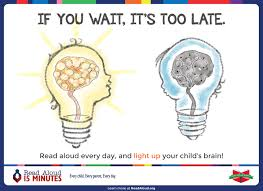 light up your brain light up your child s brain read aloud 15 minutes every day from