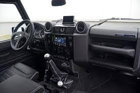 land rover defender concept vwvortex com startech retro inspired land rover series 3 1 concept
