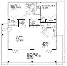 cottage floor plans small best 25 small open floor house plans ideas on house