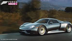 Porsche 918 List Price - porsche expansion pack added to forza horizon 2 evo