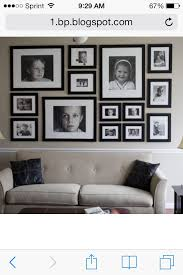 Best 25 Hanging Family Pictures Best 25 Wall Picture Collages Ideas On Pinterest Picture Walls