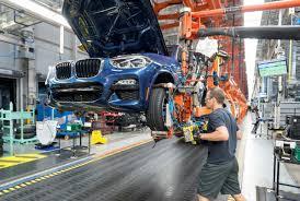 bmw car plant spartanburg now largest bmw production site