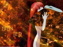 lucy elfen lied imagens elfen lied portrait hd wallpaper and