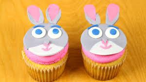 judy hopps zootopia cupcakes dalya rubin it s raining flour