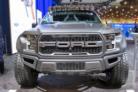 concept ford truck auto manufacturer gear and tech at sema autotrader ca