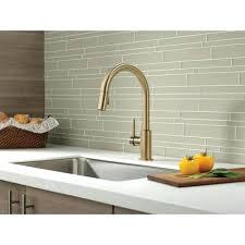 delta bronze kitchen faucets chagne bronze kitchen faucet this coffee bar features the delta