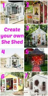 7 best she sheds images on pinterest