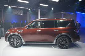 nissan armada 2017 vs patrol up close and personal with the 2017 nissan armada platinum