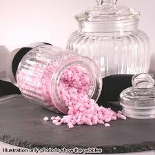Vase Rocks 750g Rose Pink Decorative Stones For Vases Natural Craft Pebbles