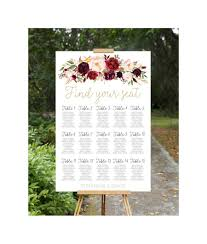 wedding seating signs table chart wedding europe tripsleep co