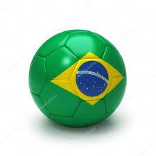 Brazil Flag Image 3d Soccer Ball With Brazil Flag U2014 Stock Photo Vahekatrjyan 3215584