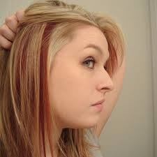 short brown hair with light blonde highlights short hairstyles red with blonde highlight best haircut style