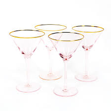 martini glass cheers anything goes pink martini glasses set of 4 u2013 dormify