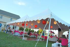 rent a tent for a wedding maryland party rentals for tents moonbounces slides kent island