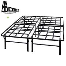Heavy Duty Platform Bed Frames 3000 Lbs Max Weight Capacity Heavy Duty Platform Bed Frame Non Slip
