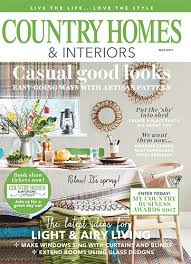Country Homes Interiors Magazine Subscription Country Homes Interiors July 2017 Pdf Free