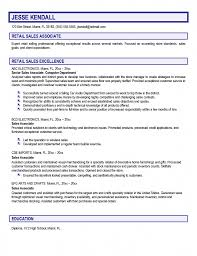 Ua Resume Builder Electronic Sales Resume Resume For Your Job Application