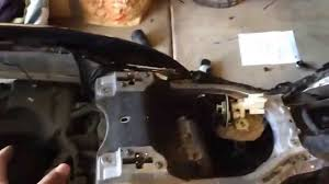 2005 yamaha majesty fuel pump replacement youtube