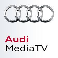 logo audi audi mediatv mekmedia