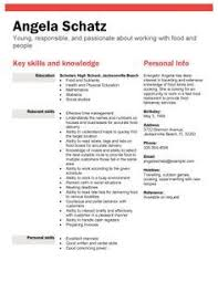 Examples Of Teen Resumes by Best 20 High Resume Ideas On Pinterest College Teaching