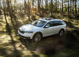 2018 skoda octavia scout prices and release date 2018 auto review