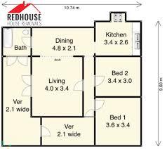 Traditional Queenslander Floor Plan 471 Jeff Redhouse House Removal