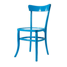 chaise bleue chaise bleue bistrot design bistro chairs and kitchens