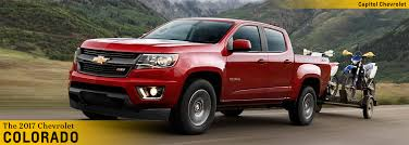 2017 chevrolet colorado model model research information salem or
