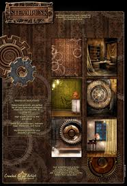 roku halloween background steampunk backgrounds 2d graphics sveva