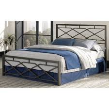 Folding Cing Bed Fashion Bed Alpine King Size Snap Bed With Geometric Panel