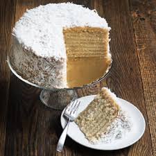 cooked coconut smith island cake larger smith island cakes online