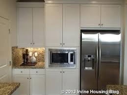 microwave in cabinet shelf cabinet microwave shelf built in cupboard w a microwave appliances