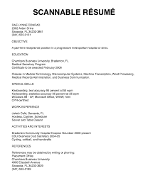 Hedge Fund Resume Sample by Scannable Resume Samples Http Exampleresumecv Org Scannable