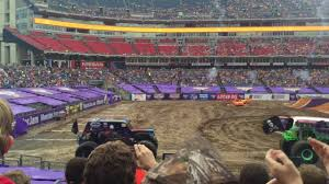 monster truck show tonight monster jam 2016 in nashville monster truck enterance zombie son