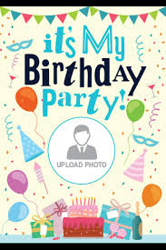 birthday invitation cards 10 ms word format birthday templates
