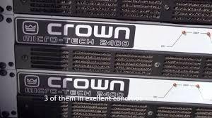 lexus amplifier price crown power amplifier for sale youtube