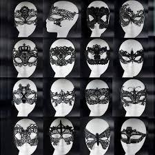 black lace masquerade masks 2015 lace masquerade masks black masks skull mask