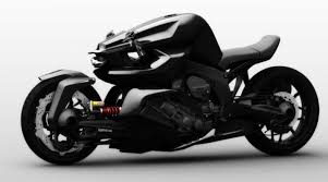 bugatti motorcycle the ostoure super motorcycle design concept single shock