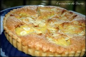 la cuisine de doria tarte aux poires et aux amandes la cuisine de doria