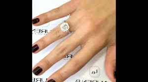 2 carat cushion cut diamond 2 carat cushion cut diamond engagement rings thecolorbars
