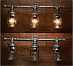 Industrial Bathroom Vanity Lighting Best 25 Vanity Light Fixtures Ideas On Pinterest Diy Light