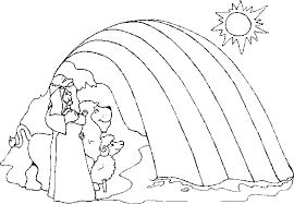 free noah u0027s ark coloring pages