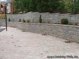 agape retaining walls inc photo album 5