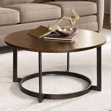 Small Round Coffee Table by Coffee Table Hammary Nueva Round Coffee Table Hayneedle Small
