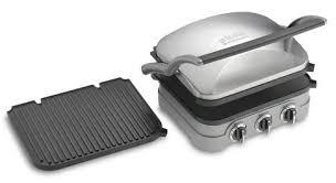 Breville Sandwich Toaster Which Panini Press Should I Buy Breville Vs Cuisinart Panini