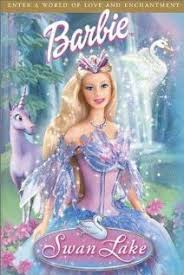 barbie swan lake