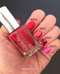 l u0027oreal paris colour riche nail magic top coat collection