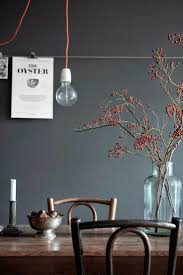 Dining Room Colors by Best 25 Dark Grey Walls Ideas On Pinterest Grey Dinning Room