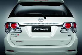 toyota car models toyota fortuner back side http www carkhabri com carmodels