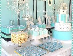 Tiffany Blue Baby Shower Cake - lovely ideas tiffany blue baby shower absolutely little man